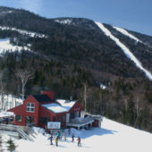 Sugarbrush Ski Resort In Vermont