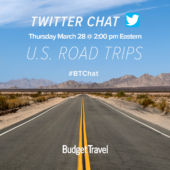 Twitter Chat Roadtrip