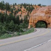 Utah scenic byway