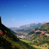 Telluride Colorado Valley