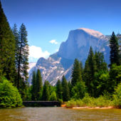 Yosemite beauty shot