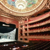 The Paris Opera's Palais Garnier theater