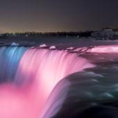 NYE_NiagraFalls_Frozen Falls - Illumination