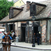 OldestPlaces_LafittesBlacksmithShop_Exterior