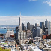 Skyline of San Francisco