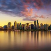 Vancouver Skyline Copy