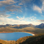 wineglass bay beach, Freycinet National Park, Tasmania