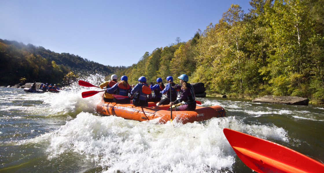 Confessions of a Former White-Water Rafting Guide