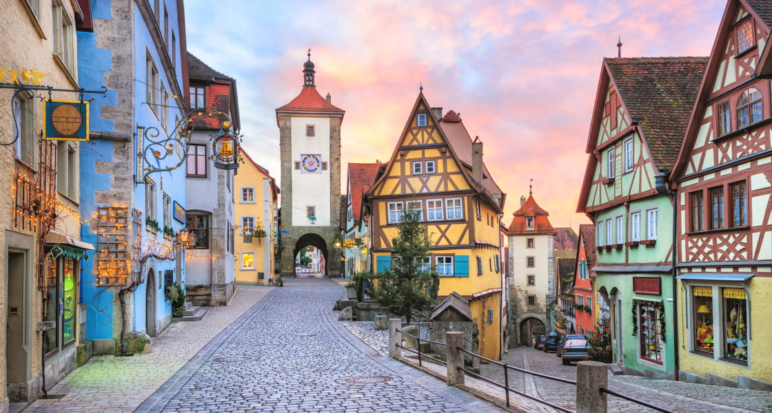 4 Charming Bavarian Towns You'll Love