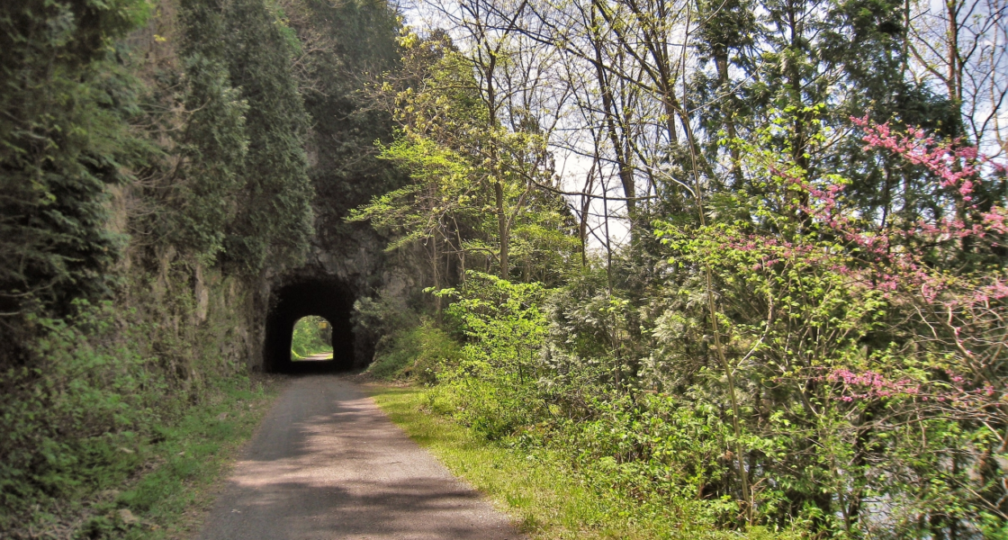 'Rails to Trails' Near You: 6 Beautiful Paths That Used to Be Railroad Tracks