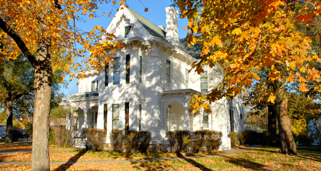 Historic U.S. Homes: Our Top 8 Picks