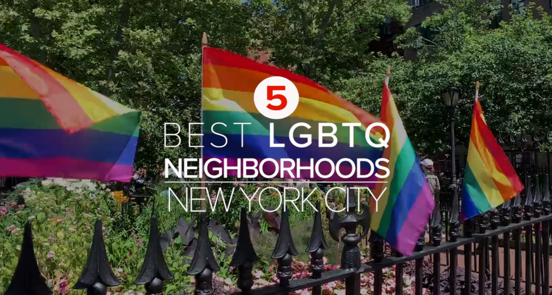 5 Best NYC Neighborhoods for LGBTQ Travelers