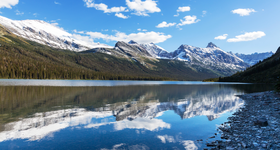 How to Plan a Trip to Glacier National Park from Seattle by Train