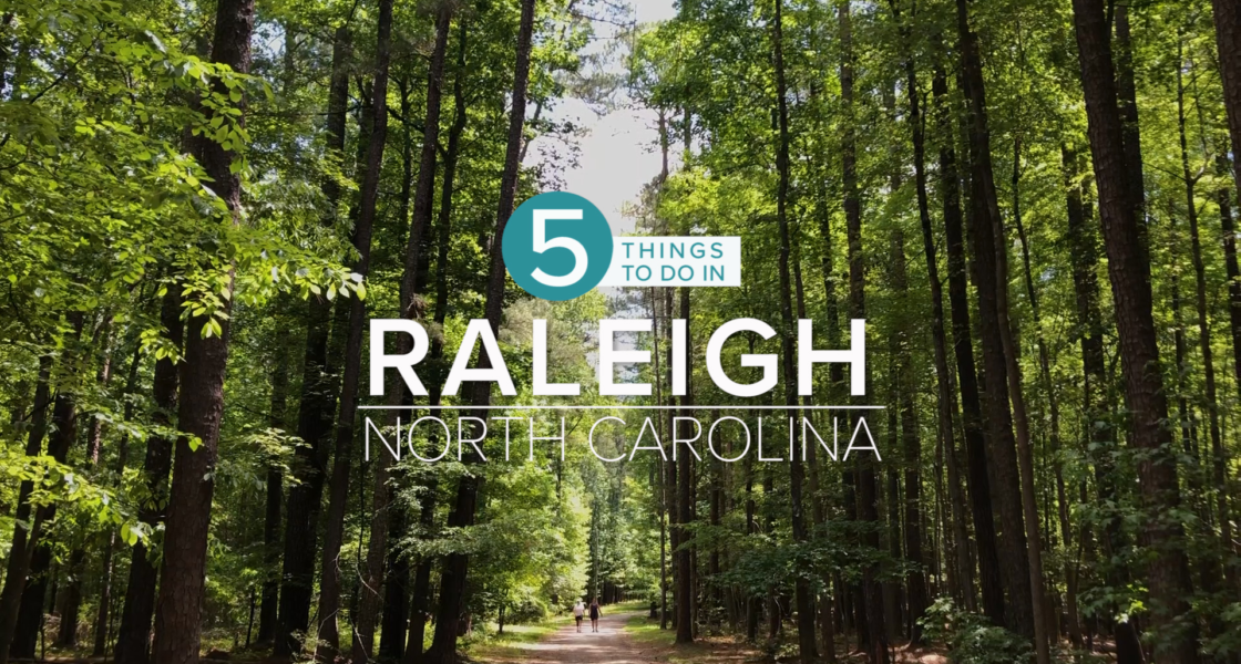 5 Things to Do in Raleigh, North Carolina