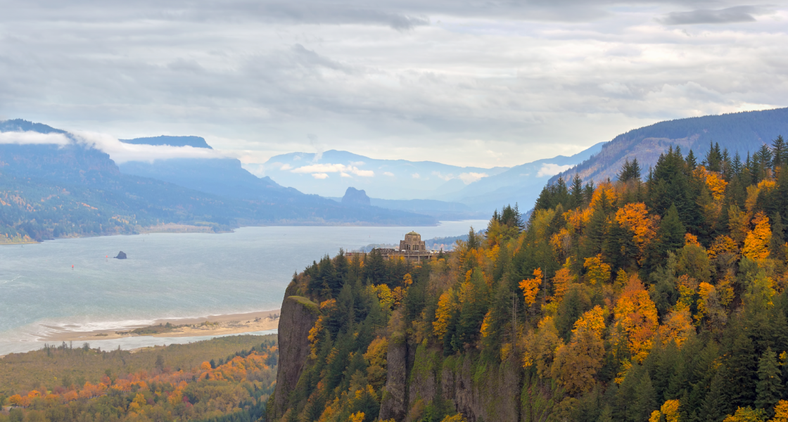 Six Best Places to See Fall Colors