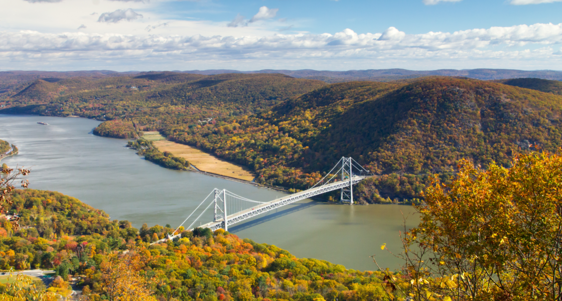 Leaf Peeping and Art Gazing: the Beauty of the Hudson Valley