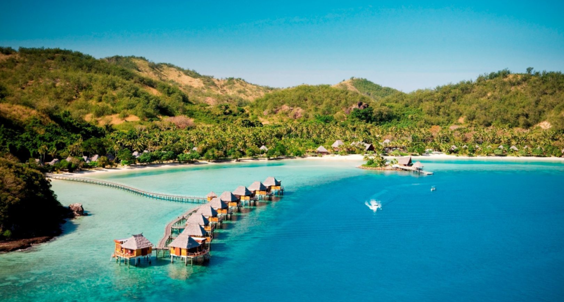 Our Favorite Dreamy Overwater Bungalows
