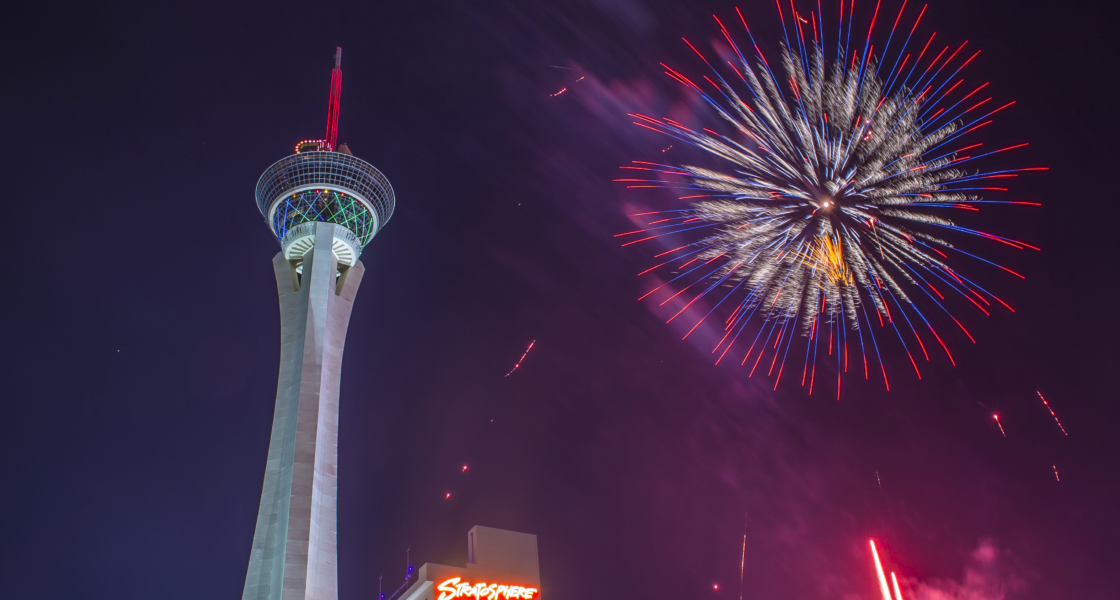 The 6 Wildest New Year's Eve Celebrations in the US