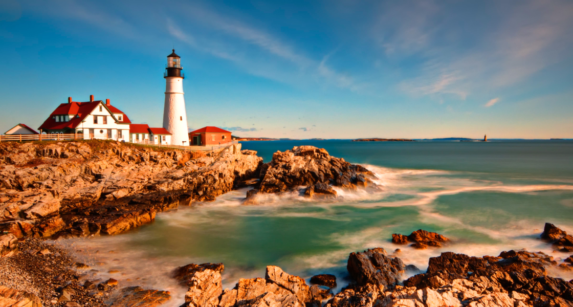 A New England road trip itinerary on a budget