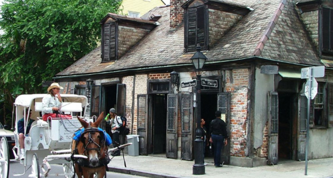 These Are the 12 Oldest Places in America
