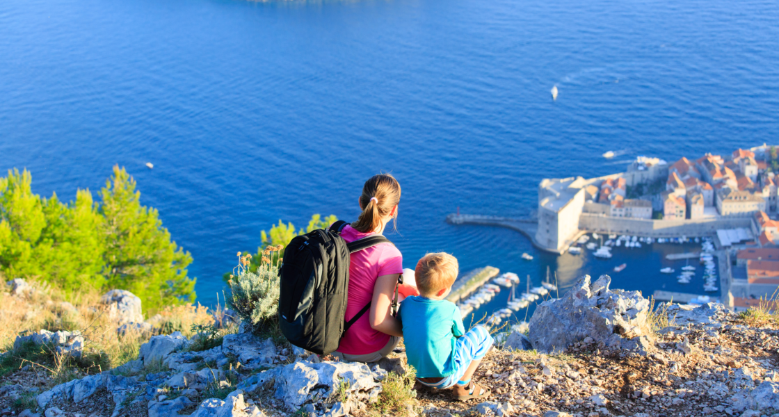 Why I (For Real!) Love Traveling With My Kids