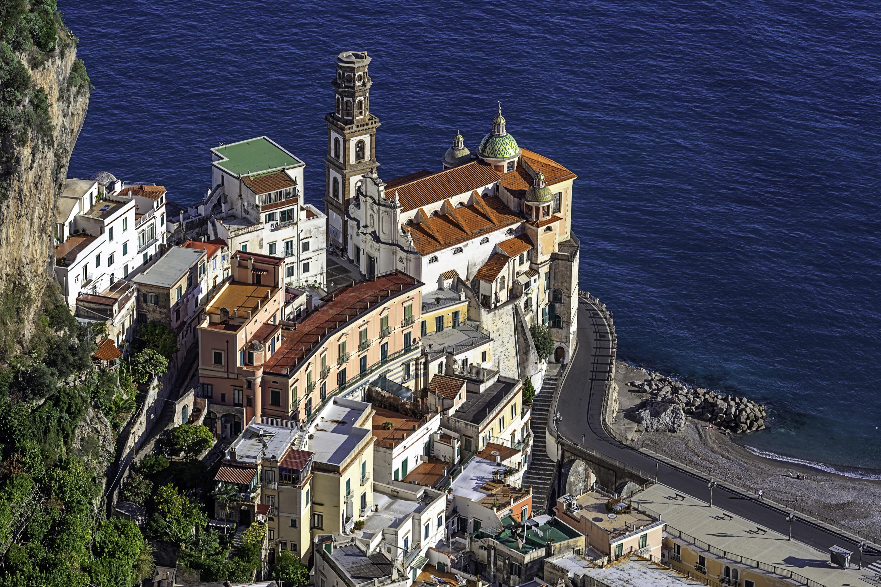 Amalfi-Coast_dreamstime_xl_36569170_aerial-view