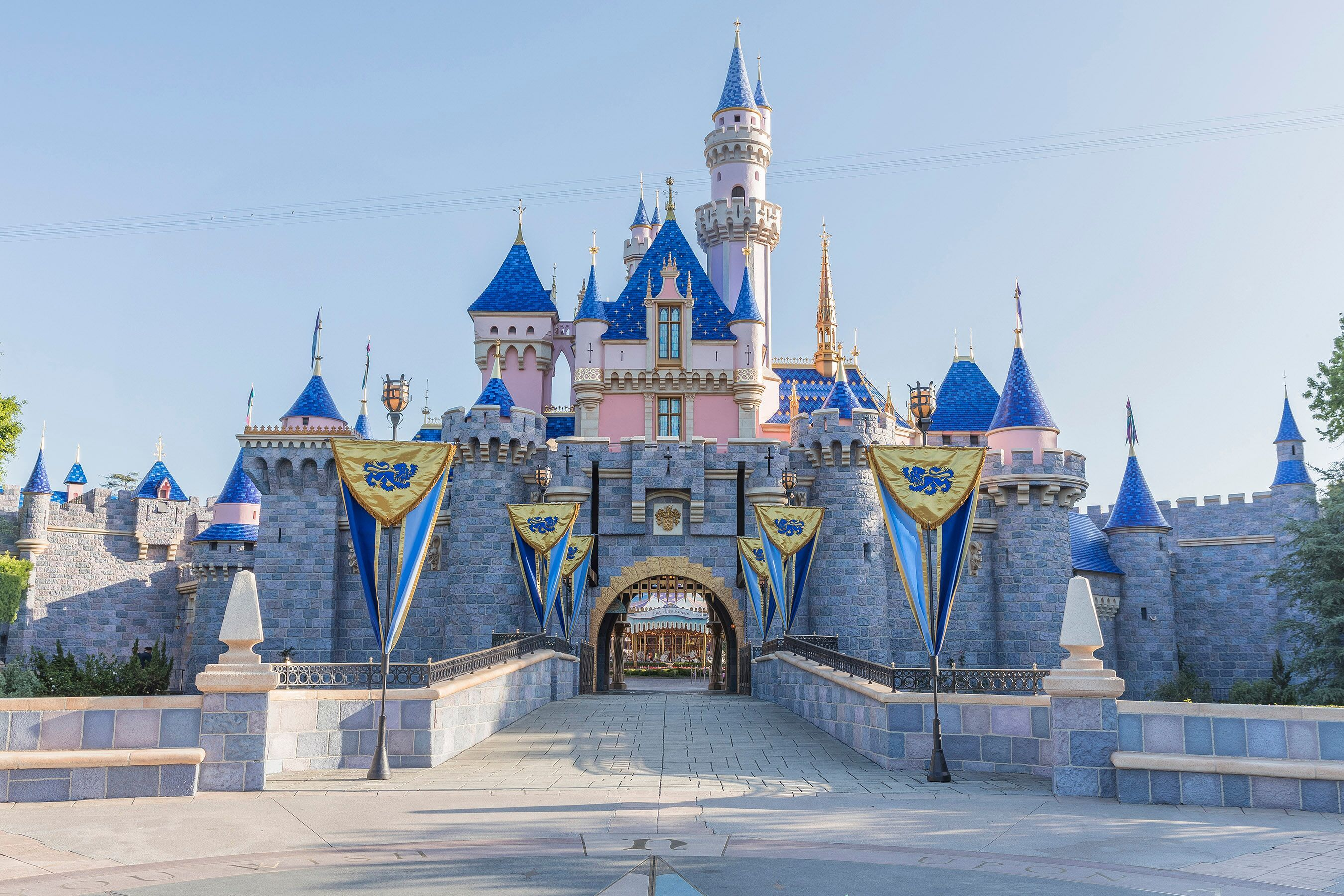 A more colorful Sleeping Beauty's Castle debuts at Disneland in spring 2019