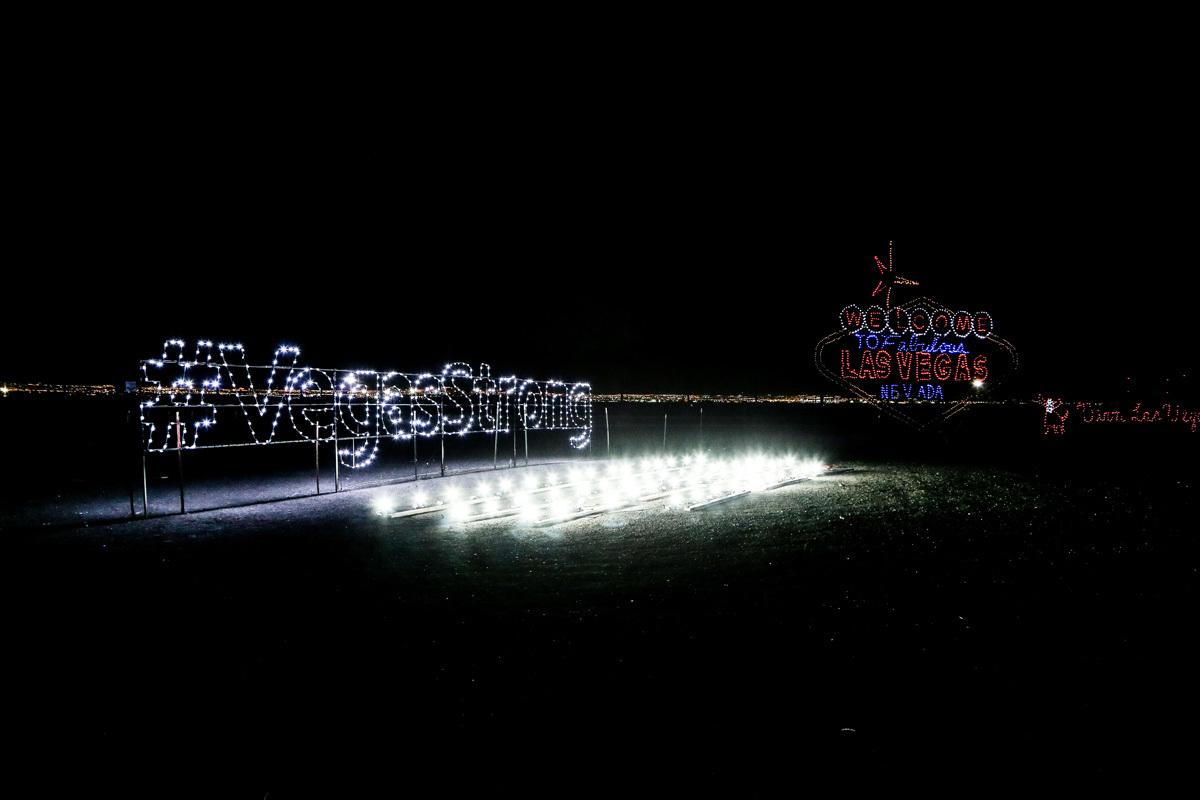Las Vegas Christmas Lights