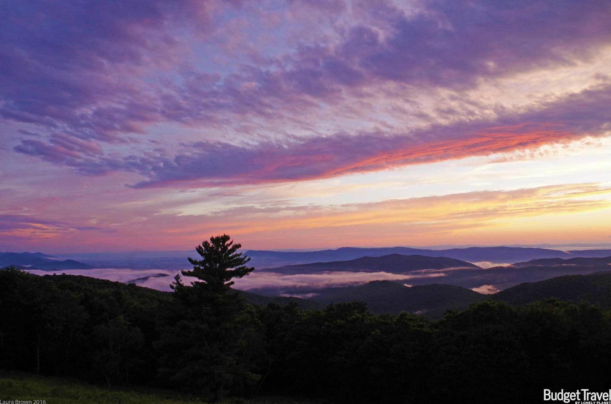 Shenandoah Zoom Background