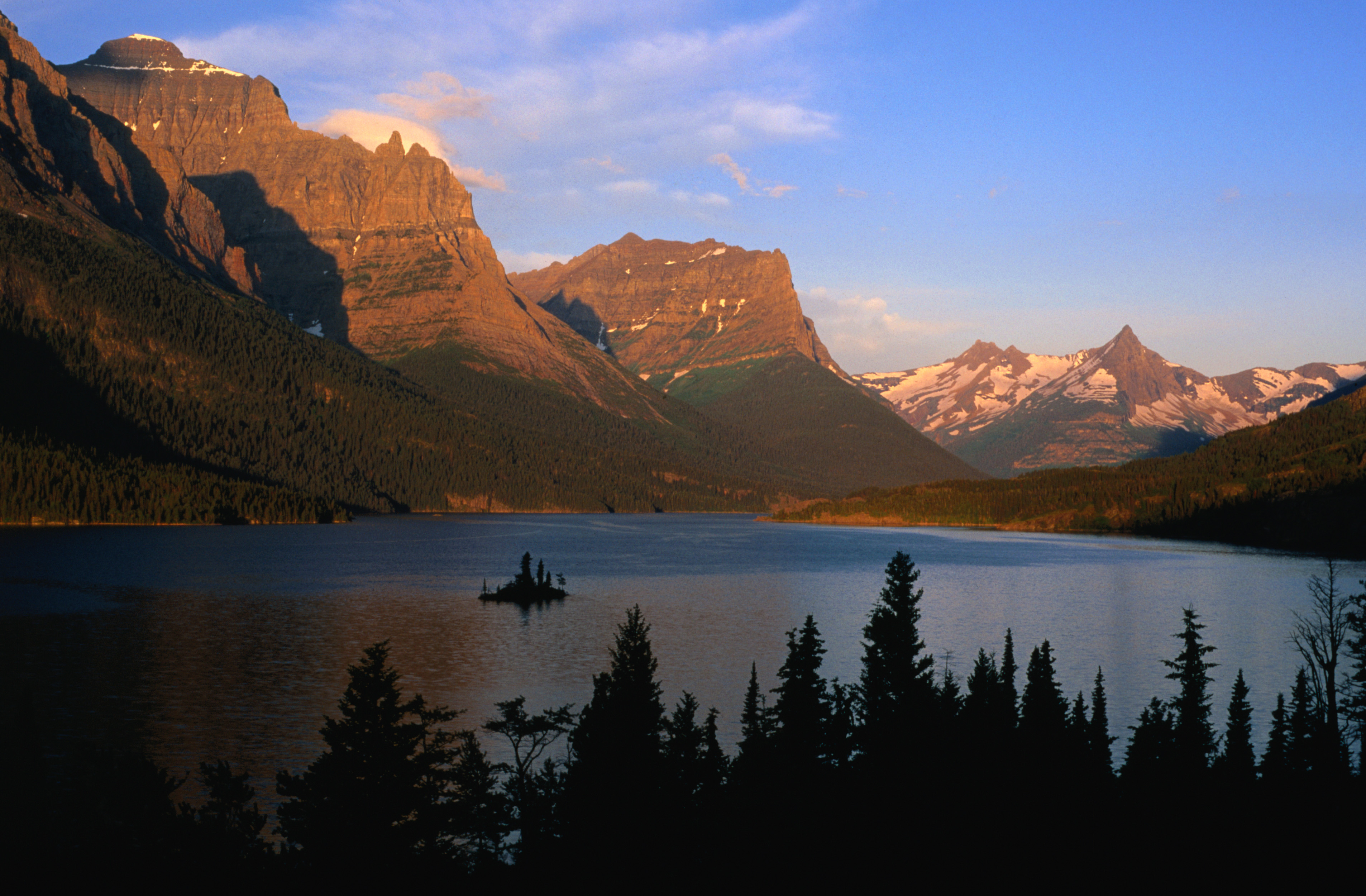 Lonely Planet - Glacier National Park, Montana, United States of America