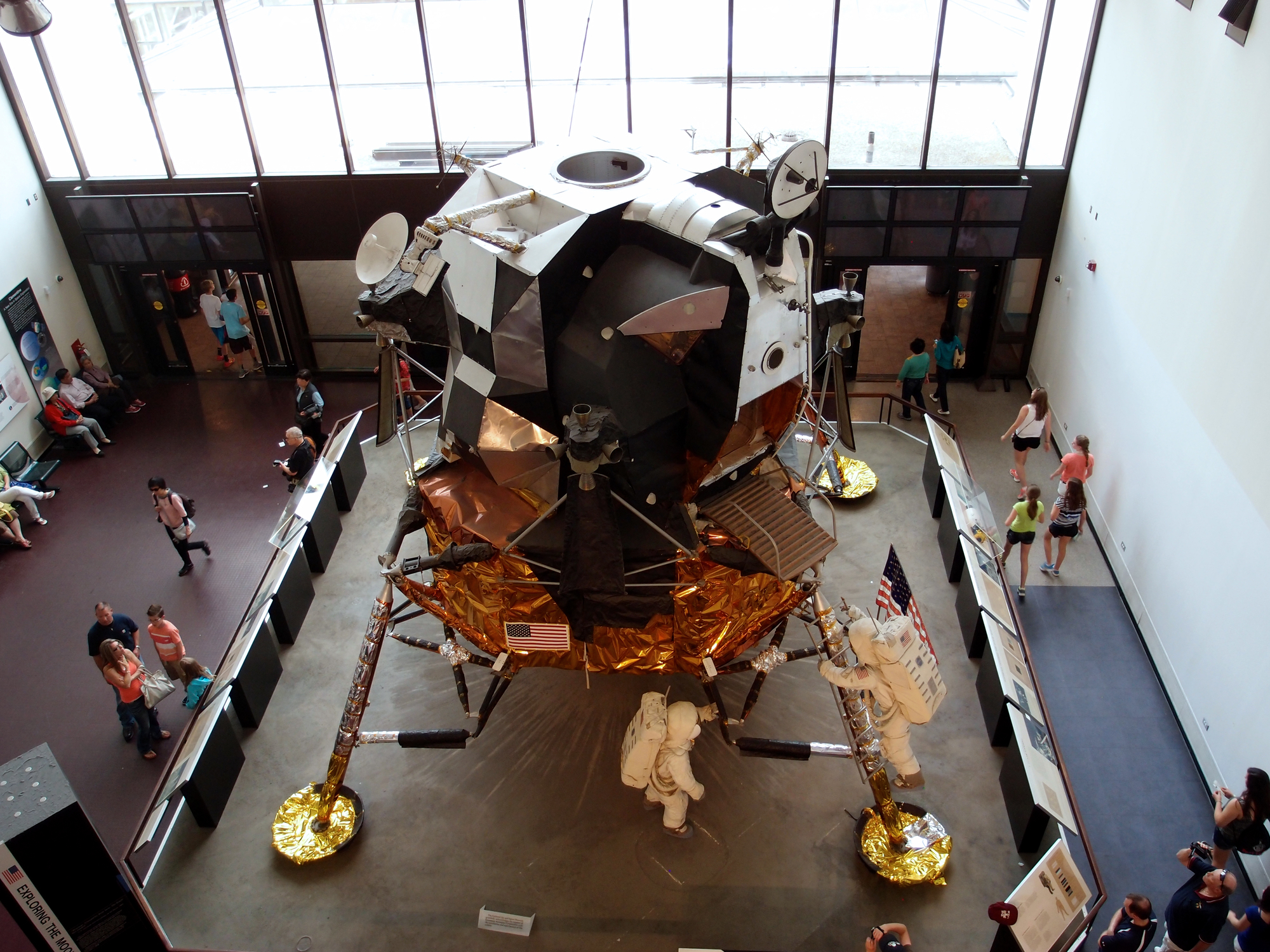 National Air and Space Museum Lunary Module