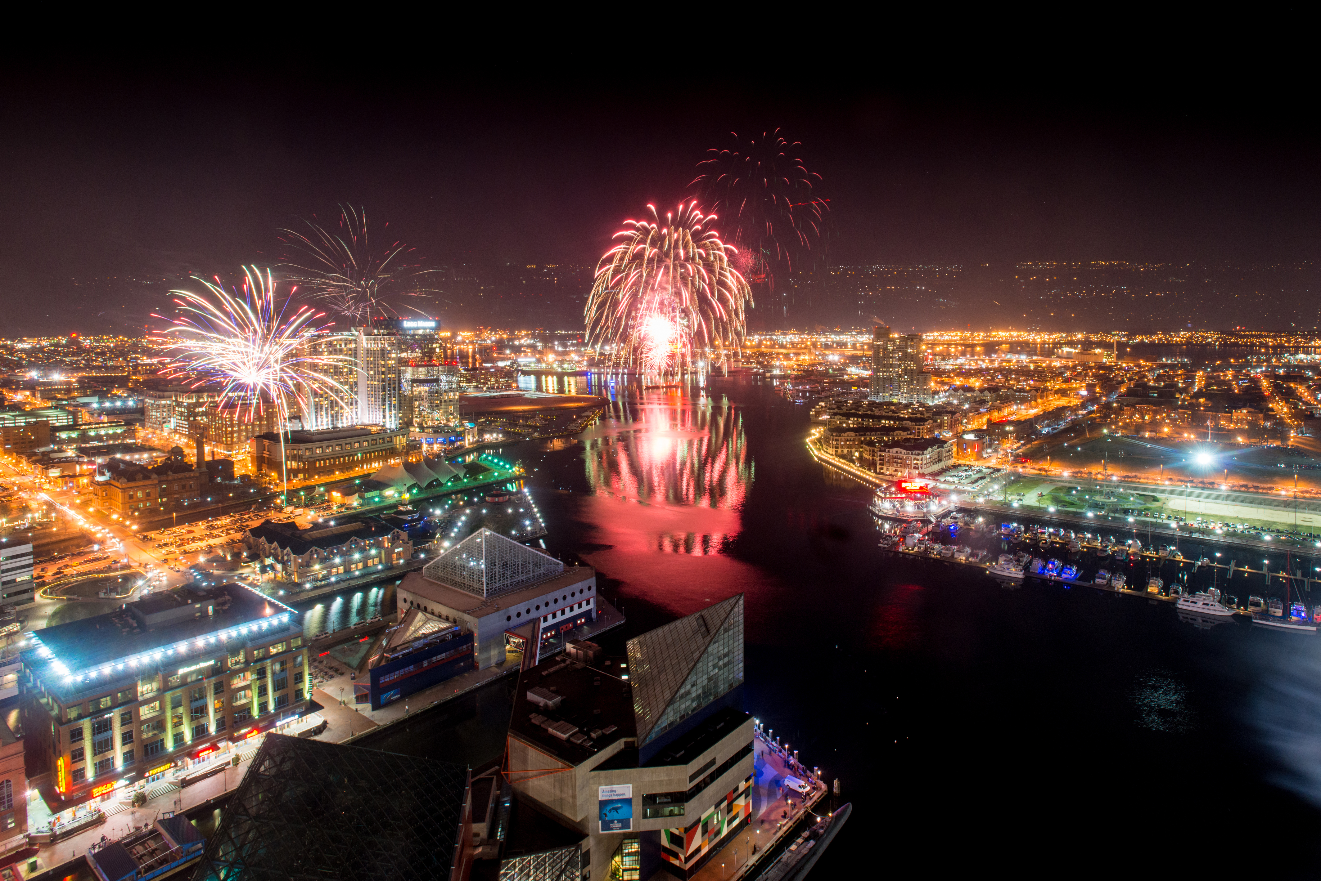 BALTIMORE: New Year's Eve Spectacular