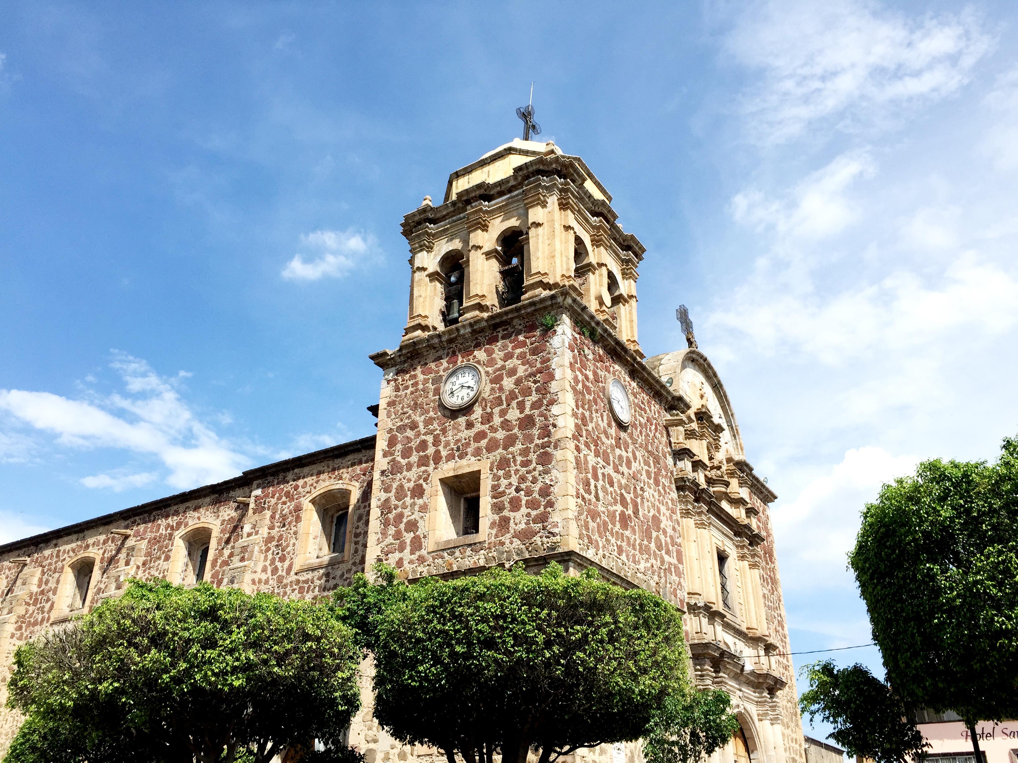 Church, Tequila, Mexico